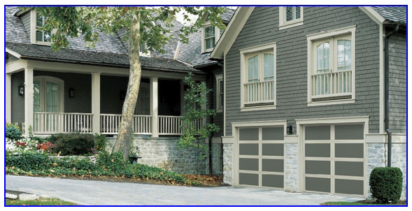 basic low cost garage door in San Ramon