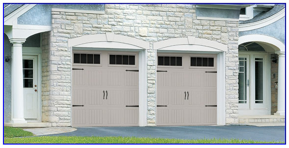 garage doors on a budget in San Ramon