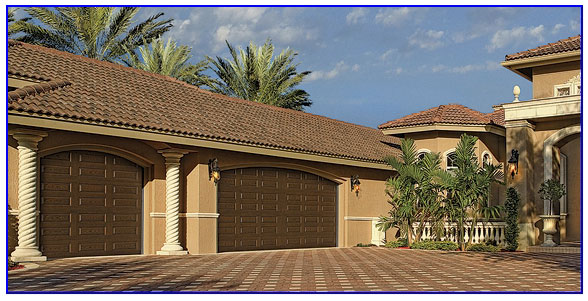 installing new garage doors in San Ramon