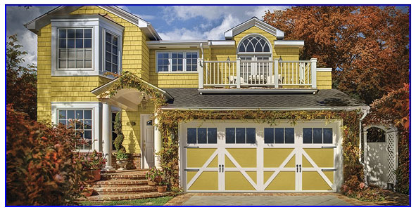 garage door supplier in San Ramon