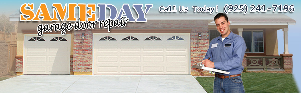 garage door repair in San Ramon CA
